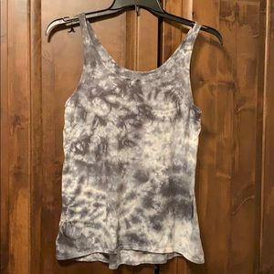 Mossimo Tie-Dyed Tank Top